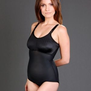 Sculptures Stage Two SC-27 Body Shaper XXL Black